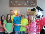 Chick-Fil-A of Milledgeville teams up with Georgia Cancer Support to raise funds for Josh Thompson's battle with cancer.