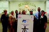 Georgia Cancer Support thanks Magnolia State Bank for its generous title sponsoring of their 2nd annual Tea Party for HOPE fundraiser.